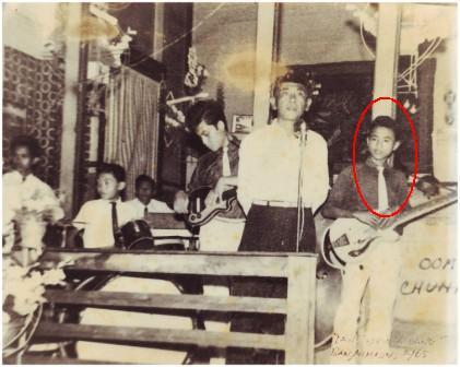 Band Jadul 1964 Banjarbaru1