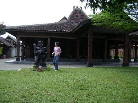 rumah budaya tembi